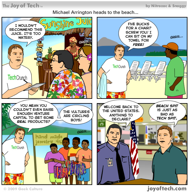 The Joy of Tech comic