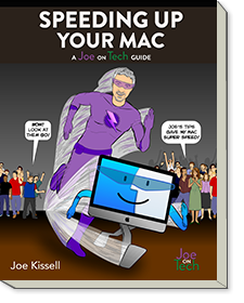 Speeding Up of Your Mac