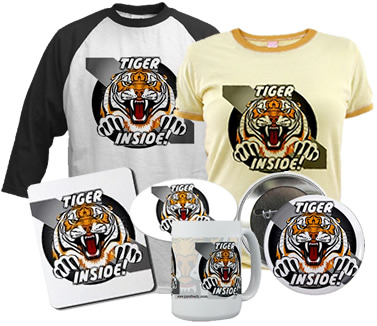 Tiger Inside