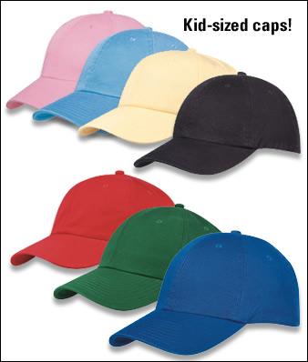 e97d4d87a Kid sized sized caps!