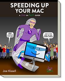Speeding Up of Your Mac